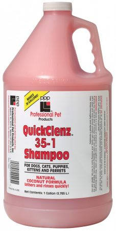 PPP QuickClenz™ Quick Rinsing 35-1 Shampoo