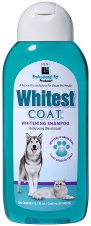 PPP Whitest Coat™ Shampoo, 13.5 oz. (400 mL)