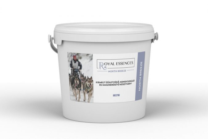 North Breeze 3 kg (Téli sportot űző kutyáknak) Tenyésztői kiszerelés