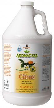 PPP AromaCare™ Citrus Flea Defense Sampon, 1 gal.  (3.785 L) Keverési arány 12-1 PARABEN MENTES!