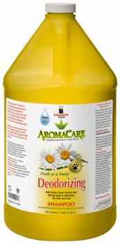 PPP AromaCare™ Deodorizing Daisy Shampoo, 1 gal. Dilutes 32-1