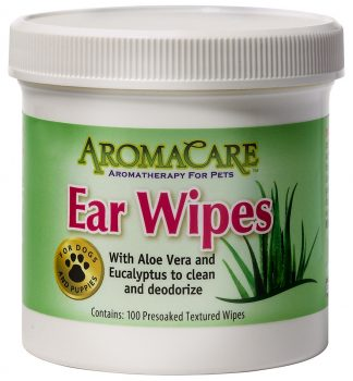 PPP AromaCare™ Ear Wipes, 100 Count (100 pcs)