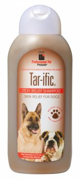 PPP Tar-ific™ Skin Relief Shampoo, 13.5 oz. (400 mL)