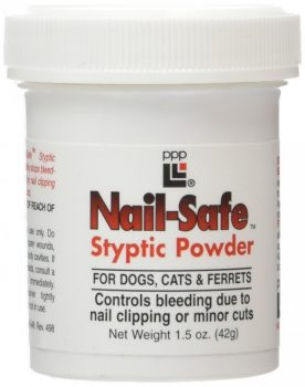 PPP Nail-Safe™ Styptic Powder