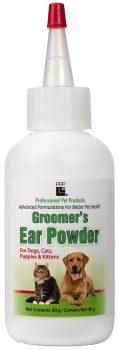 PPP Groomer's Ear Powder, 80 g. Fülszőr epiláló