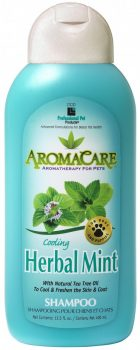 PPP AromaCare™ Cooling Herbal Mint Shampoo, 13.5 oz. (400 mL)