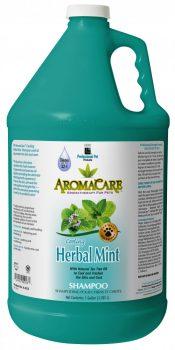 PPP AromaCare™ Gyógynövényes, frissítő, menta sampon, 1 gal. (3.785 L) Keverési arány 32-1 PARABEN MENTES!