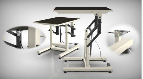 Grooming Table (Black)