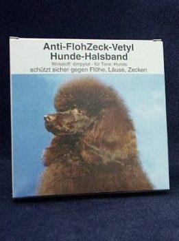 Flea collar for dogs - 60 cm