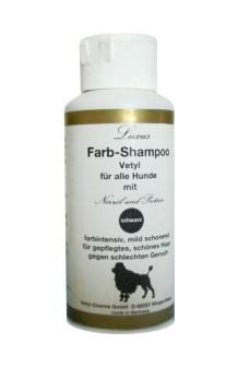 Luxus Farb Sampoo - Black 500 ml - Dilutes 5 - 1