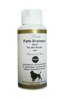 Luxus Farb Sampoo - Apricot 500 ml - Dilutes 5 - 1